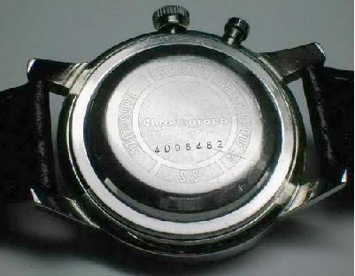 """[REVUE] SEIKO 5719 """"One Button"""" - Le premier chronographe bracelet SEIKO 5717_815"""