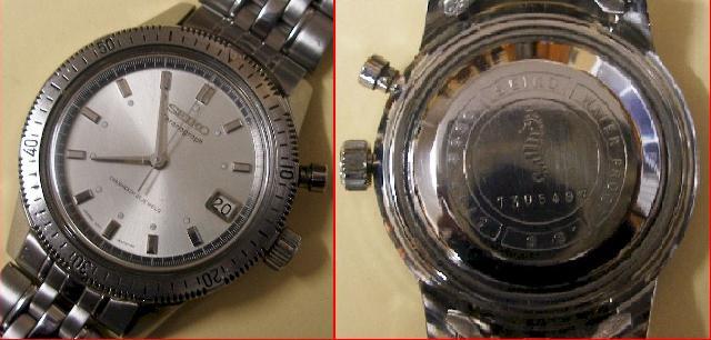 """[REVUE] SEIKO 5719 """"One Button"""" - Le premier chronographe bracelet SEIKO 5717_817"""