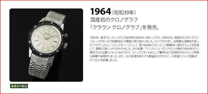 """[REVUE] SEIKO 5719 """"One Button"""" - Le premier chronographe bracelet SEIKO 5719_410"""