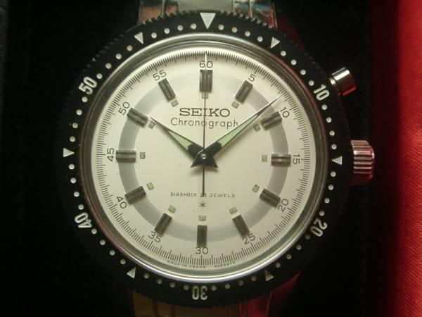 """[REVUE] SEIKO 5719 """"One Button"""" - Le premier chronographe bracelet SEIKO 5719_411"""