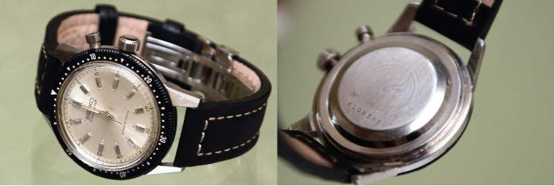 """[REVUE] SEIKO 5719 """"One Button"""" - Le premier chronographe bracelet SEIKO 5719_c10"""
