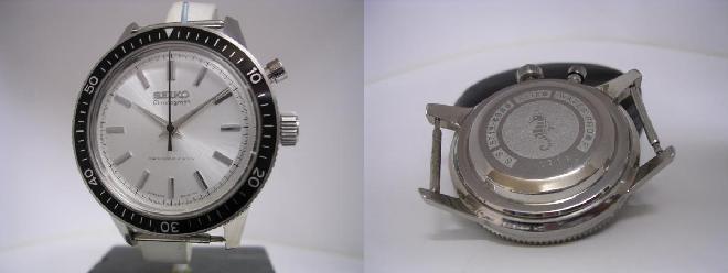 """[REVUE] SEIKO 5719 """"One Button"""" - Le premier chronographe bracelet SEIKO 5719_c11"""