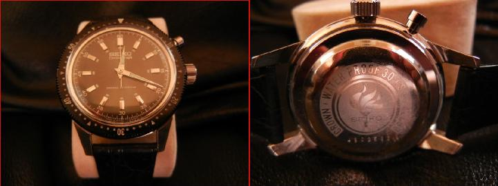 """[REVUE] SEIKO 5719 """"One Button"""" - Le premier chronographe bracelet SEIKO 5719_c13"""