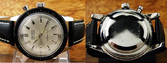 """[REVUE] SEIKO 5719 """"One Button"""" - Le premier chronographe bracelet SEIKO 5719_c16"""