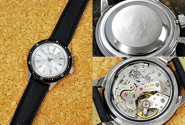 """[REVUE] SEIKO 5719 """"One Button"""" - Le premier chronographe bracelet SEIKO 5719_c17"""