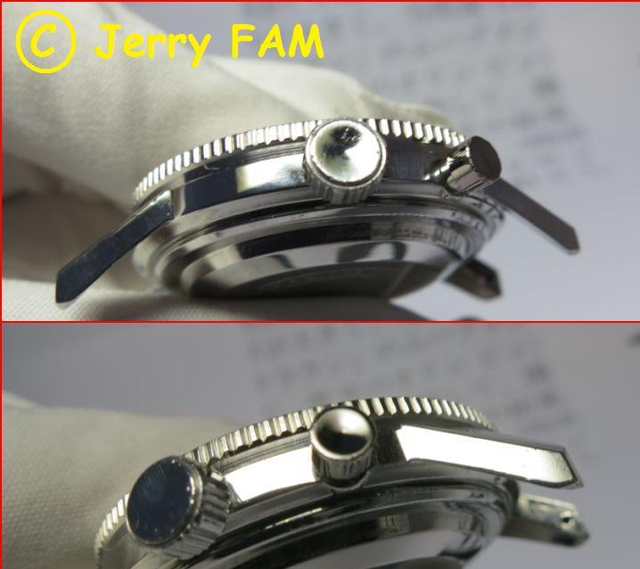 """[REVUE] SEIKO 5719 """"One Button"""" - Le premier chronographe bracelet SEIKO Couron10"""