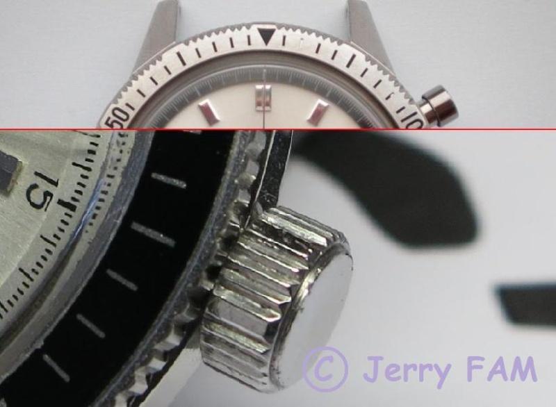 """[REVUE] SEIKO 5719 """"One Button"""" - Le premier chronographe bracelet SEIKO Couron11"""