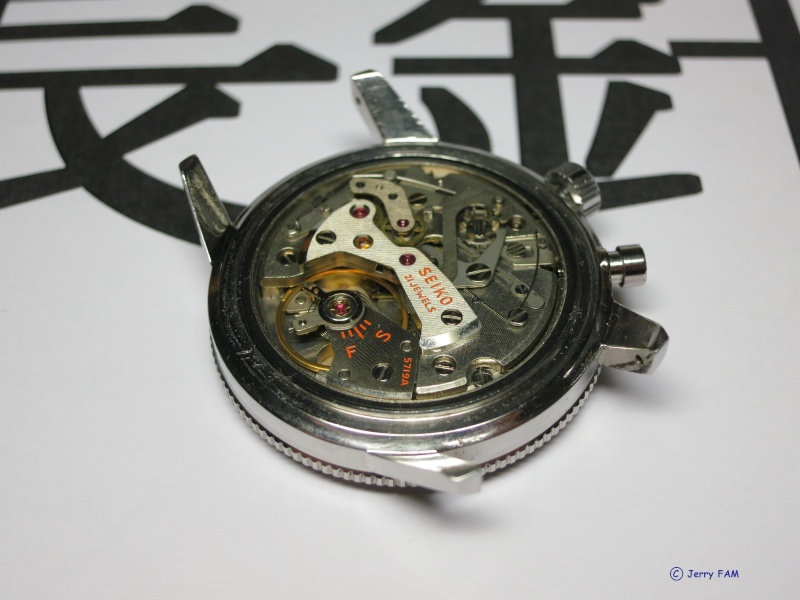 """[REVUE] SEIKO 5719 """"One Button"""" - Le premier chronographe bracelet SEIKO Ensemb10"""