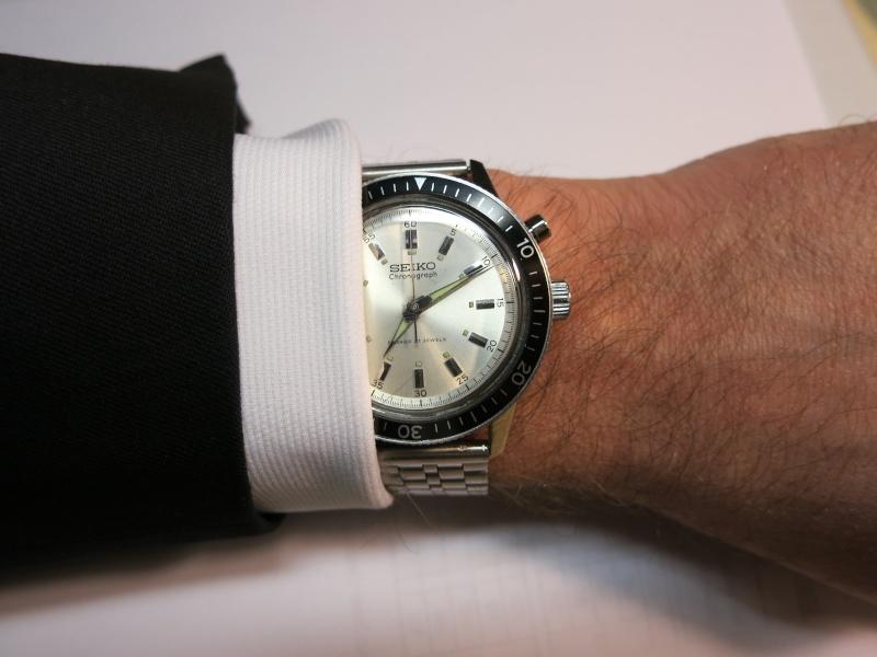"""[REVUE] SEIKO 5719 """"One Button"""" - Le premier chronographe bracelet SEIKO Img_2210"""