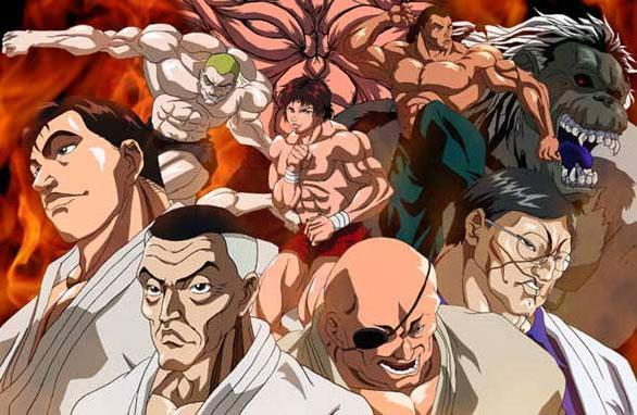 Baki the grappleur Images13