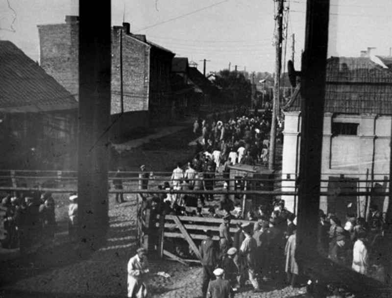 "Einsatzgruppen : le ""Rapport Jäger"" Kovno_10"