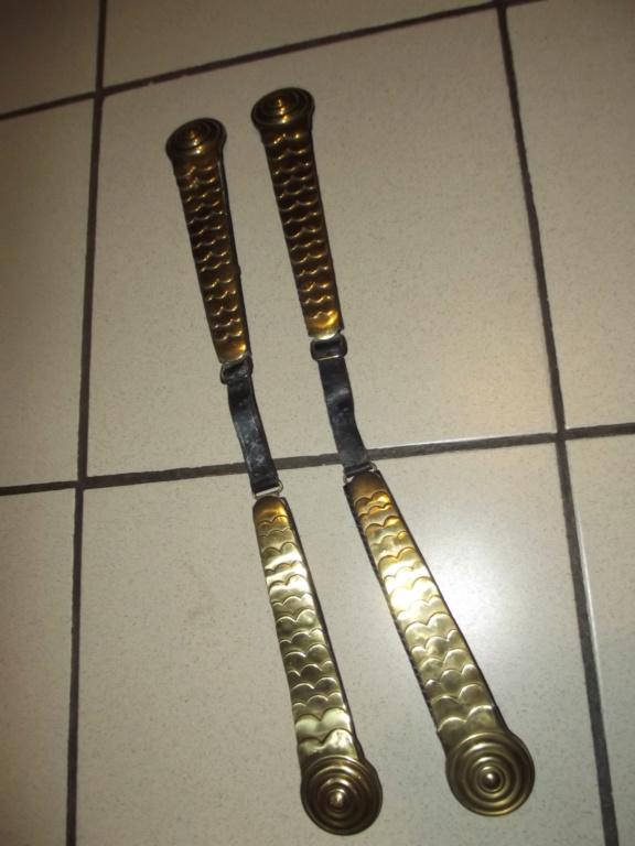 jugulaire Streaudin cuir et cuivre et cartouchiere noire Dscf2612