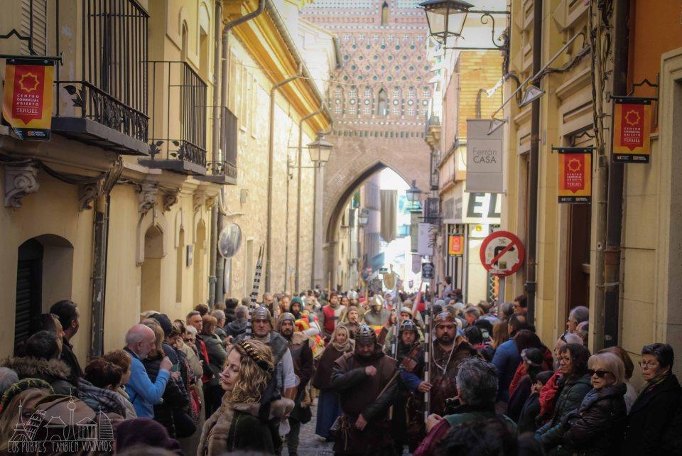 Teruel vuelve al medievo 110