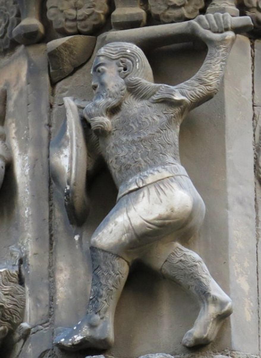 mensaje del rey Jaime en la catedral de Barcelona Almova10