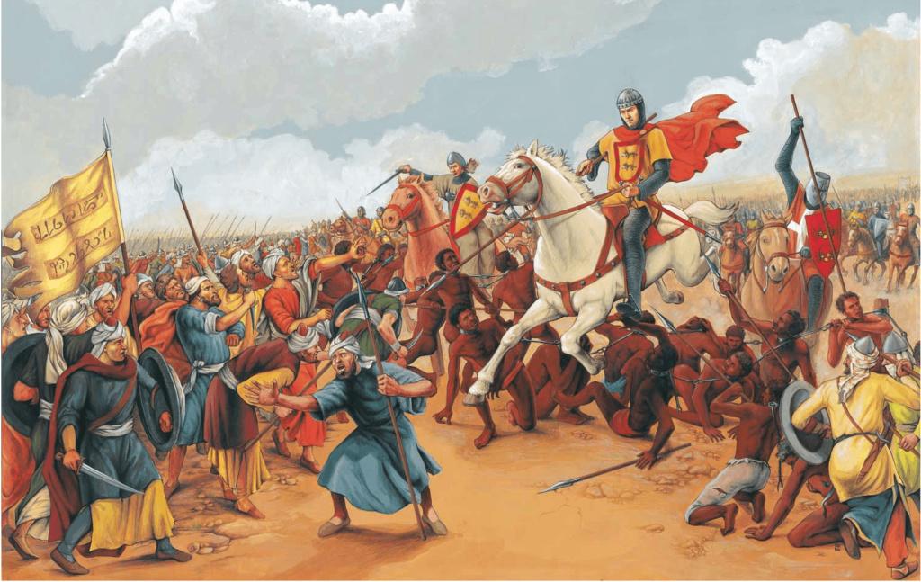 Las Navas de Tolosa - Página 2 Batall10