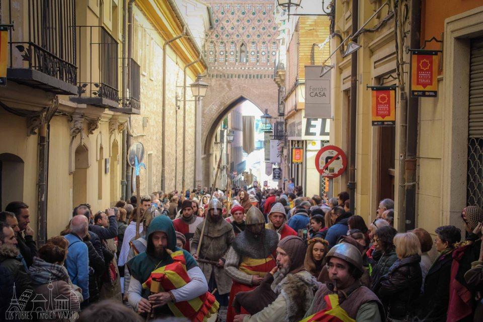 Teruel vuelve al medievo Img_8110