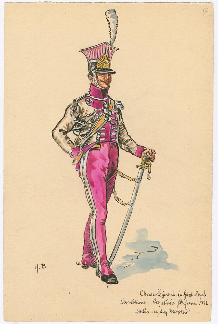 armée Napolitaine en cours - Page 2 027_co10