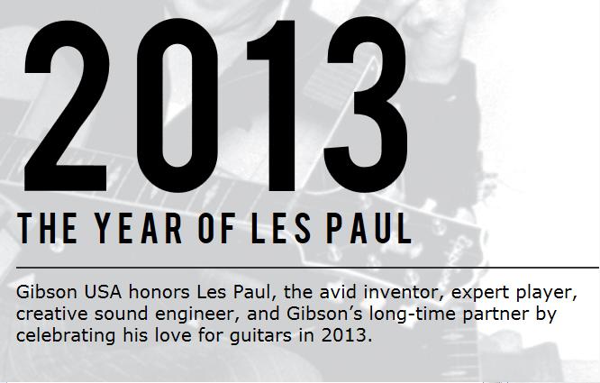 Les PAUL Chasing Sound 310310
