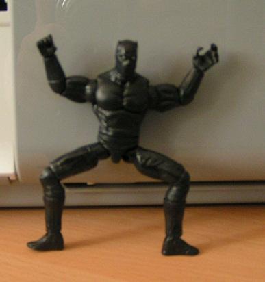 [critique / review] Marvel Universe : BLACK PANTHER Pict0029