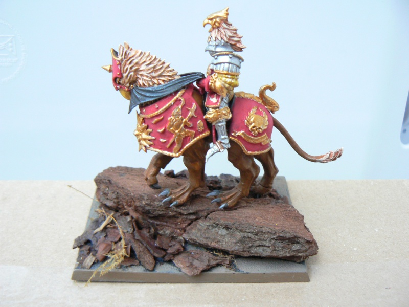 Peinture figurine de l'Empire, de renom et autres. Demis_12