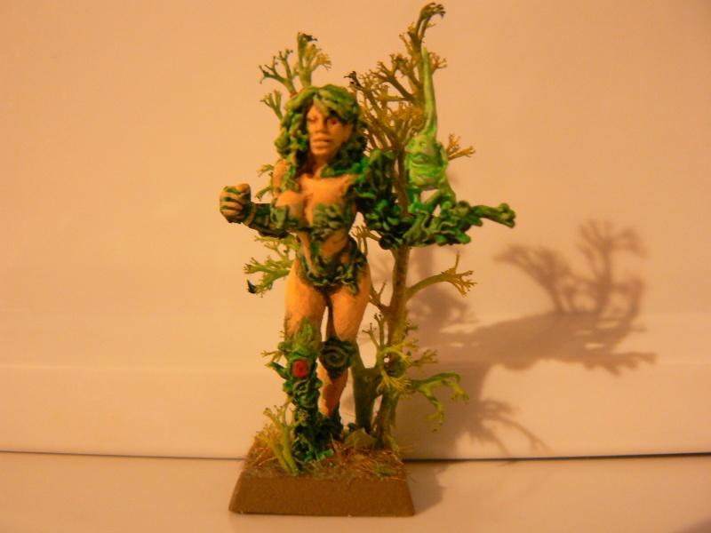 Figurine Elfes Sylvains Hamadr11