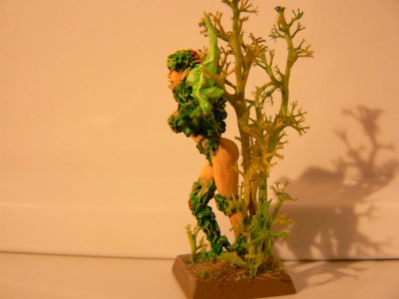 Figurine Elfes Sylvains Hamadr12