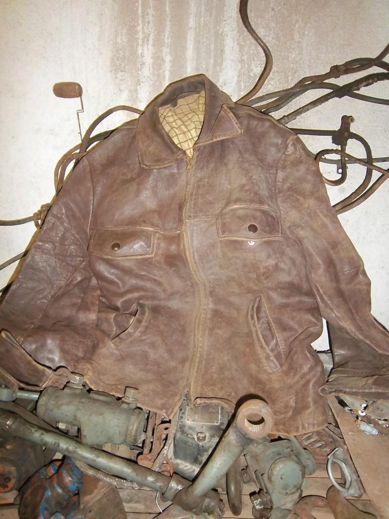 Blouson cuir FFI / résistance 100_2552