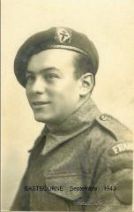 GUILCHER Joseph quartier-maître, un des derniers commandos Kieffer du D-Day s'est éteint 42945510