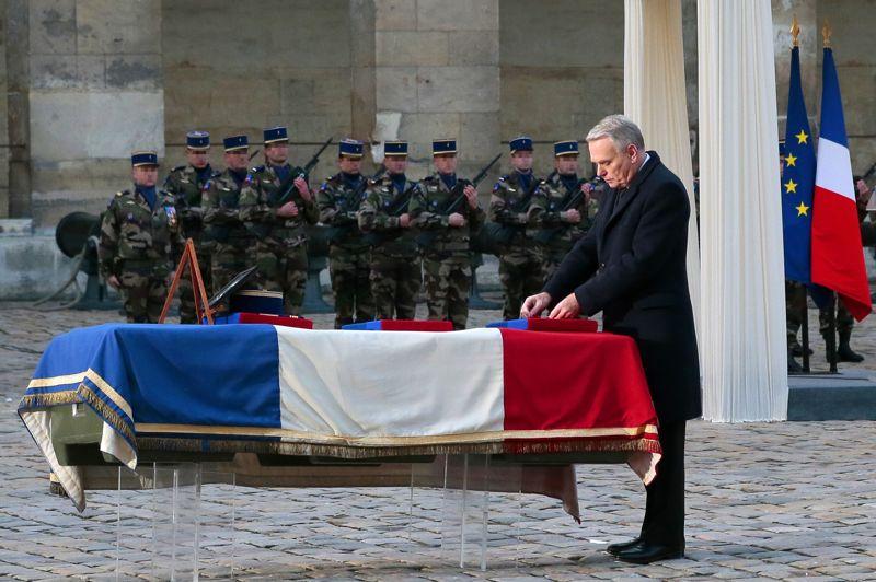 Boiteux Dominique Chef de Bataillon 4ème RHFS Mort au Champ d'Honneur au Mali le 11 janvier 2013 - opération SERVAL 4f6b1910