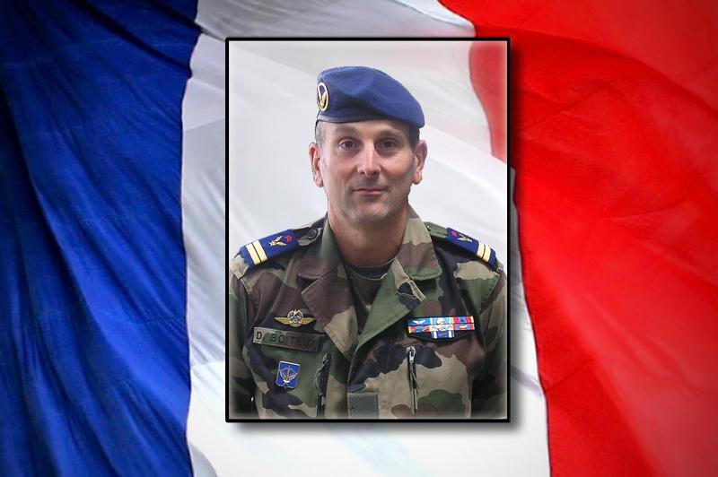 Boiteux Dominique Chef de Bataillon 4ème RHFS Mort au Champ d'Honneur au Mali le 11 janvier 2013 - opération SERVAL Lieute10