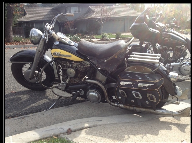 Les vieilles Harley....(ante 84)..... - Page 5 Captu607