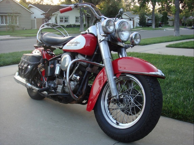 Les vieilles Harley....(ante 84)..... - Page 40 Captur67