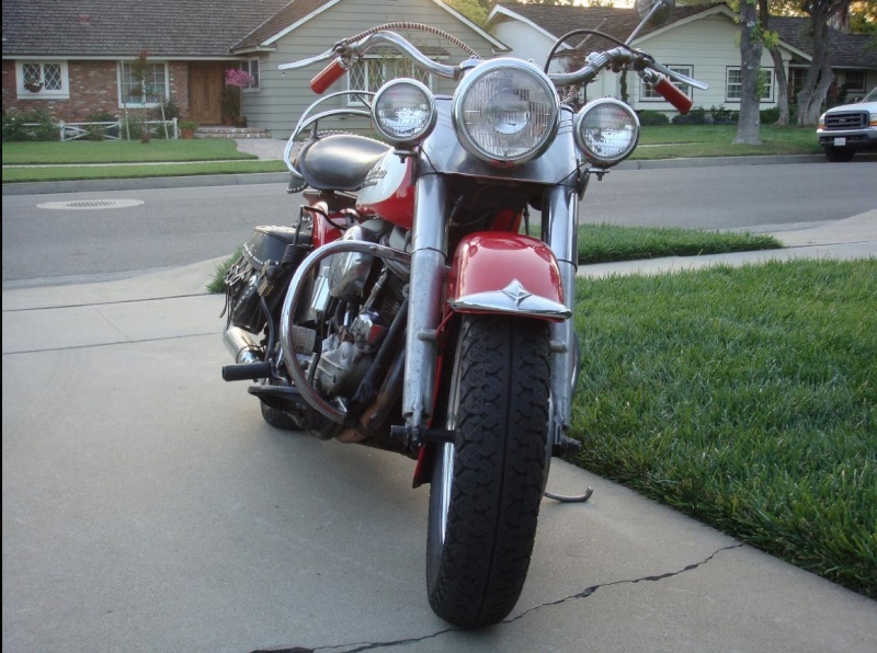 Les vieilles Harley....(ante 84)..... - Page 40 Captur69