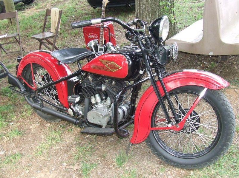Les vieilles Harley....(ante 84)..... - Page 40 Vieill10