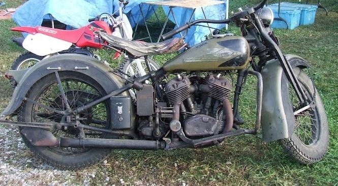 Les vieilles Harley....(ante 84)..... - Page 6 Vieill25