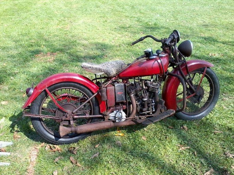 Les vieilles Harley....(ante 84)..... - Page 6 Vieill27