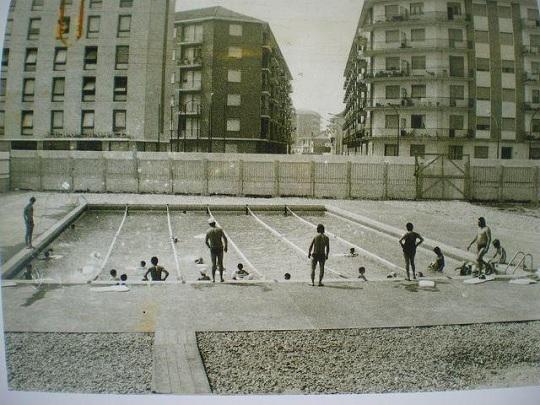 Torino in bianco e nero....... 195410