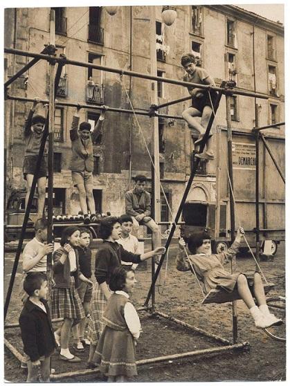 Torino in bianco e nero....... 195610