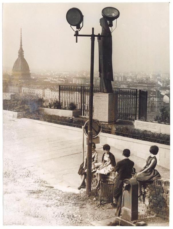 Torino in bianco e nero....... 1962p10