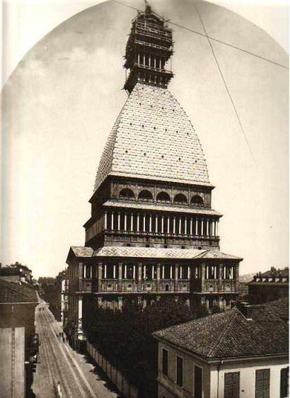 Torino in bianco e nero....... Costr_11