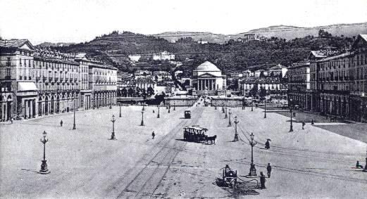 Torino in bianco e nero....... Piazza10