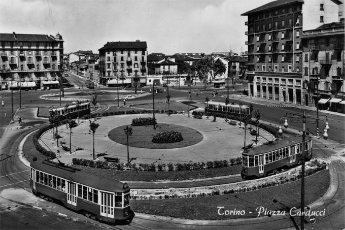Torino in bianco e nero....... Piazza11