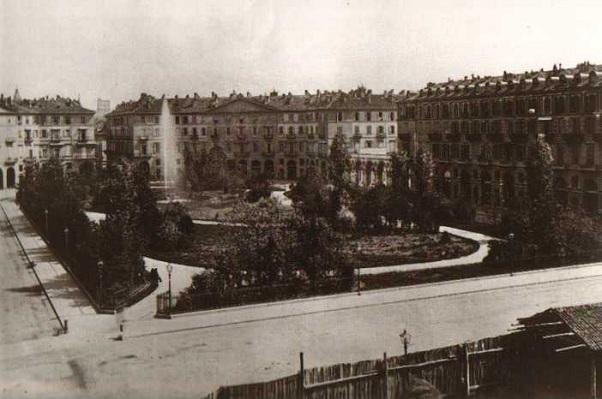 Torino in bianco e nero....... Piazza12