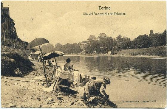 Torino in bianco e nero....... Torino14
