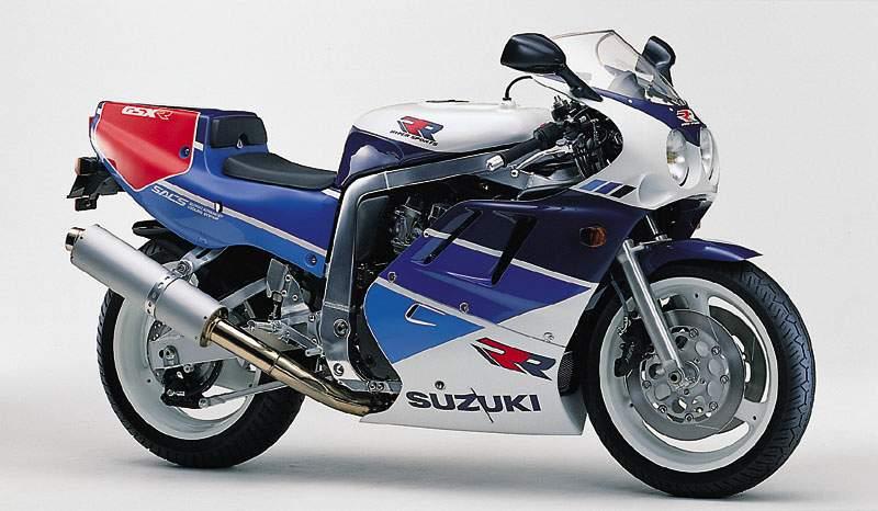 Bientôt 25 ans de GSX-R !!!! - Page 3 Suzuki10