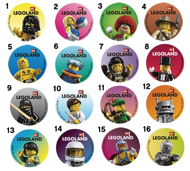[Lego] Nouveautée: les sachets de minifig's Collec10