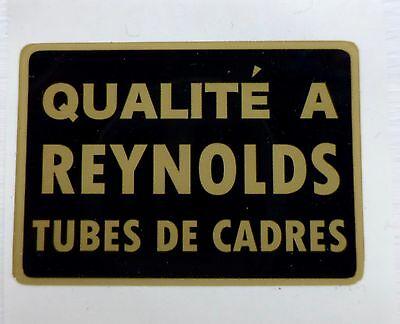 """""""QUALITÉ A RENOLDS"""" que valent ces tubes ? S-l40010"""