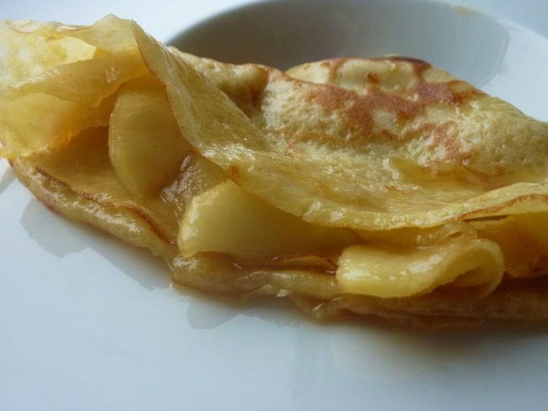 Apfelkiechles (crêpes alsaciennes aux pommes ) 61451810