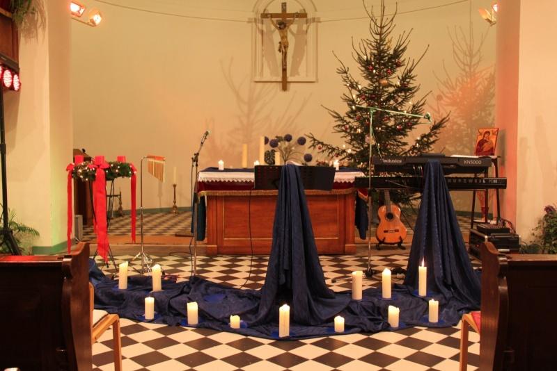 Schwarzwaldfamilie SEITZ en concert dimanche 16 décembre 2012 à l'église de Wangen Fate_d60