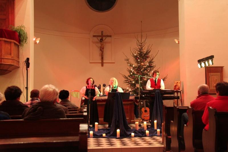 Schwarzwaldfamilie SEITZ en concert dimanche 16 décembre 2012 à l'église de Wangen Fate_d64